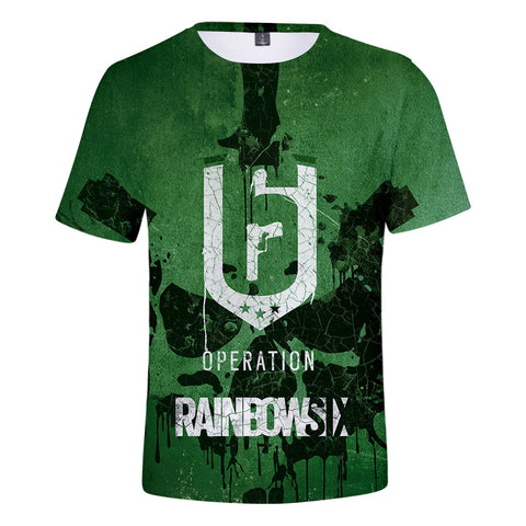 Rainbow Six Siege T-Shirt Men Women
