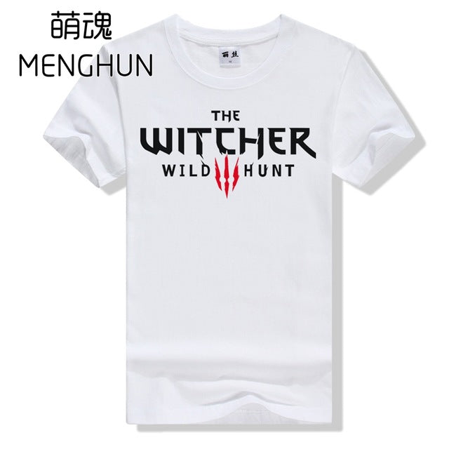 The witcher High Quality Gamer T-Shirt
