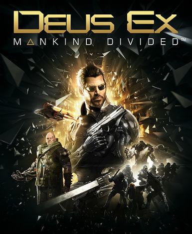 Deus Ex: Mankind Divided [Steam]