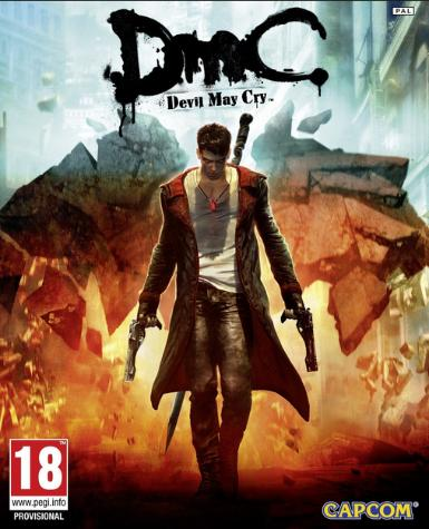 DMC: Devil May Cry [Steam]