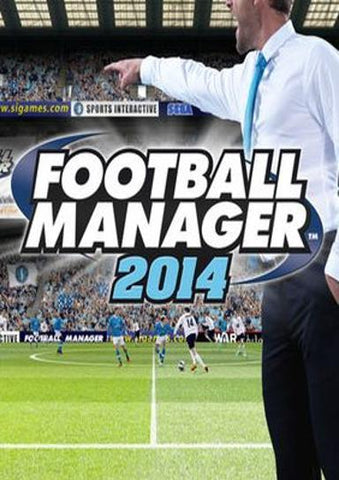 Football Manager 2014 [Steam]