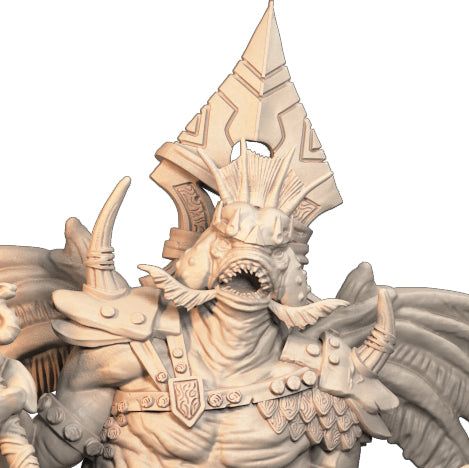 Dor'gokaan Sculpt Reveal