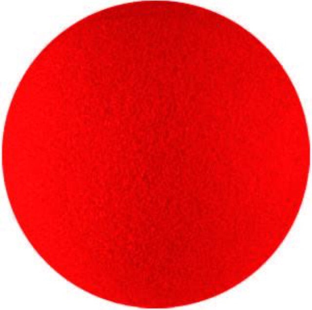 1.5 In Sponge Ball Red