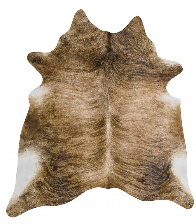 Exquisite Natural Cow Hide Brindle - MaddieBelle