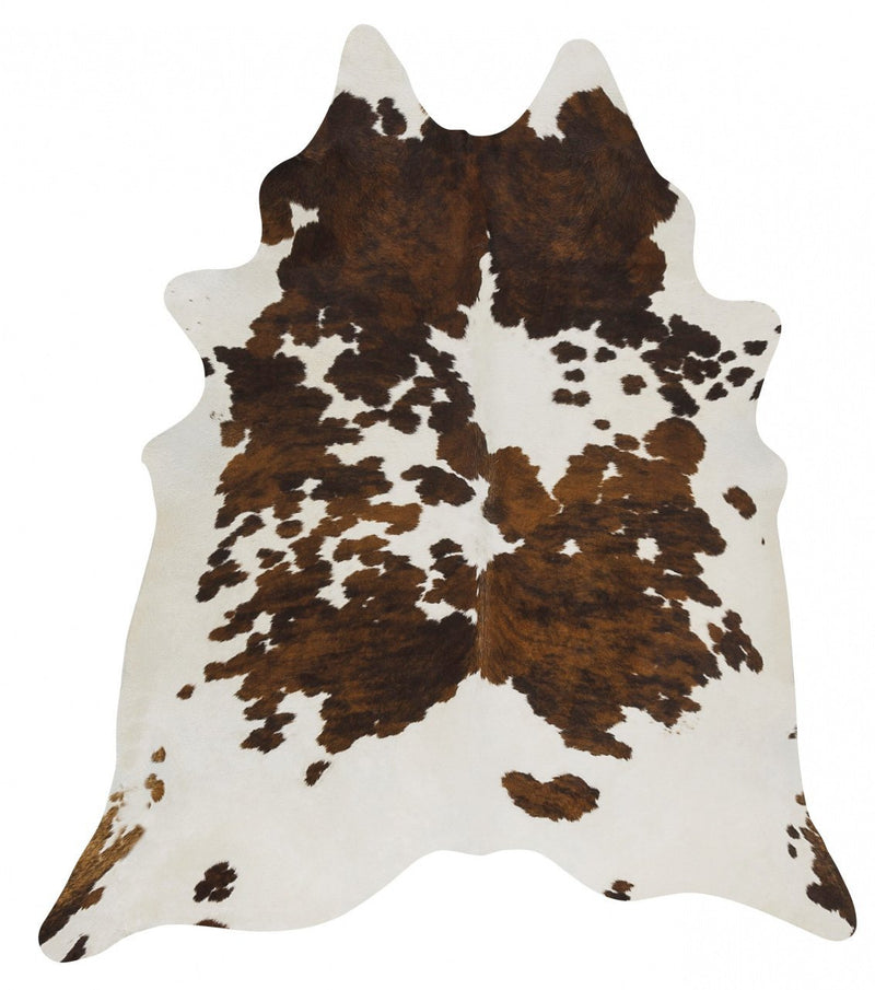 Exquisite Natural Cow Hide Black Tricolor - MaddieBelle