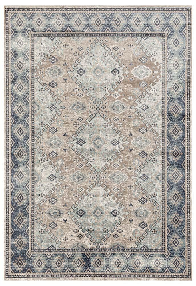 Esquire Melbourne Traditional Beige Rug - MaddieBelle