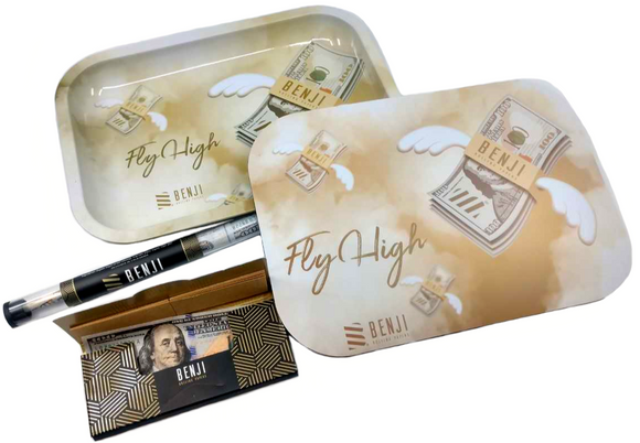 Benji Fly High Tray Kit w/ Magnetic Lid