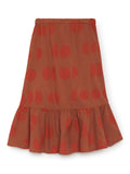 Bobo Choses - Sevillana Skirt ­- Moons - Lila & Huxley