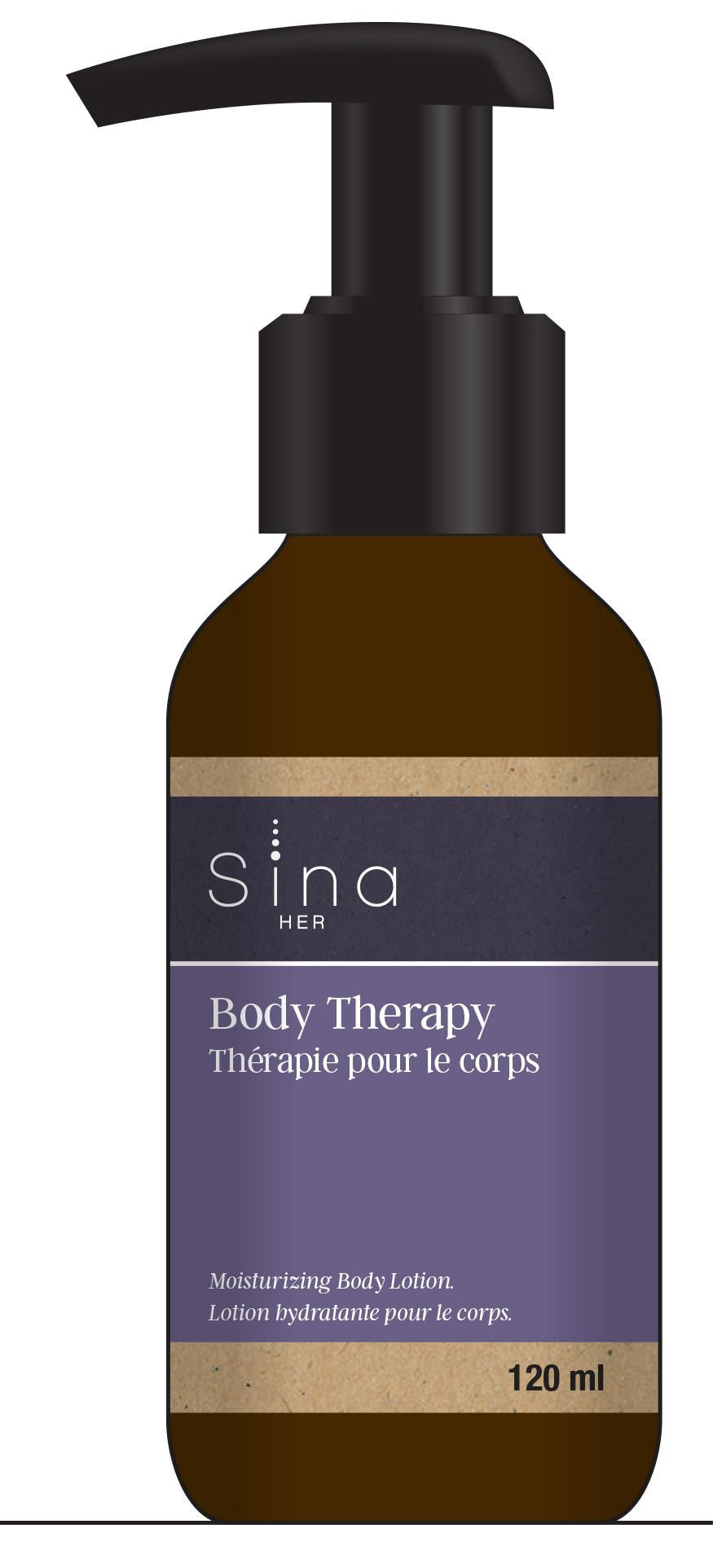 Body Therapy Lotion (1 x 120 ml)