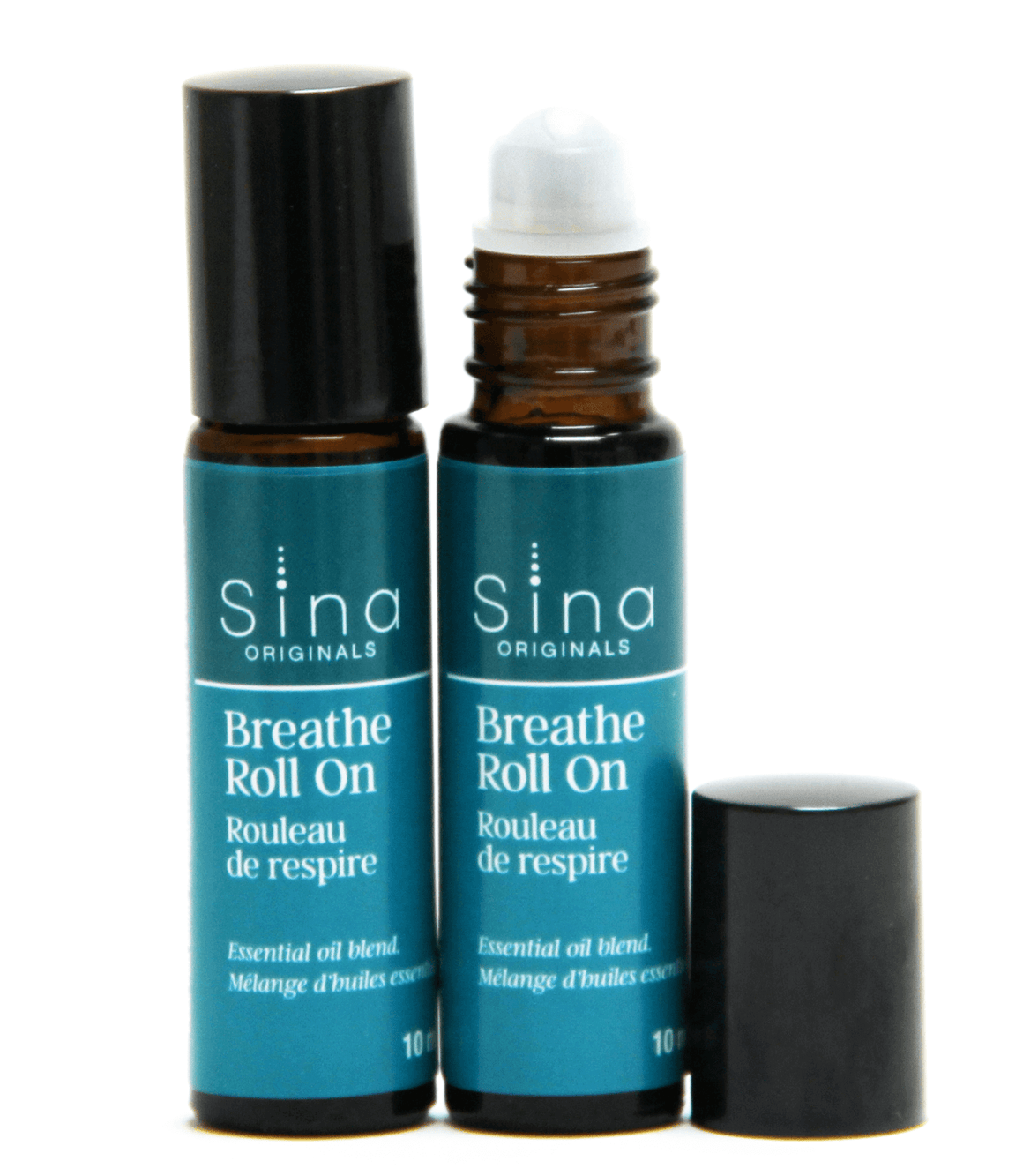 Essential Oils  Aromatherapy Roll-on for Relief of Allergies, Sinus Congestion and Hay Fever
