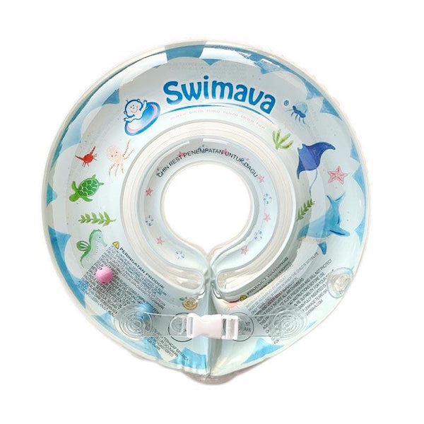 Swimava Starter Ring - Ocean Life Design