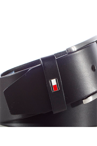 Tommy Hilfiger New Denton Belt 4.0 Black
