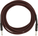 Fender Professional Series 15' Cable Red Tweed