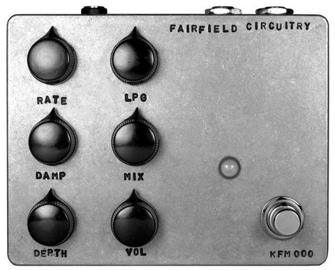Fairfield Circuitry  Shallow Water K-Field Modulator Pedal - Regent Sounds