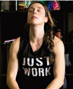 Just Work - Muscle Tank