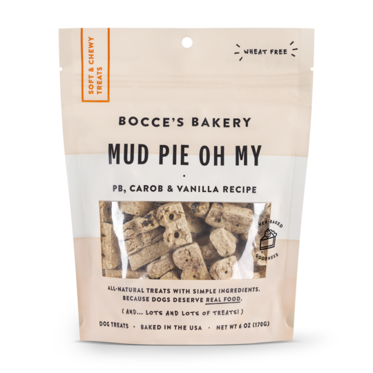 BOCCE'S Everyday Mud Pie Oh My Soft & Chewy 6oz