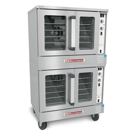 Southbend Double Stack Gas Bronse Convetion Energy Star Approved Oven BGS23SC - Food Service Supply
