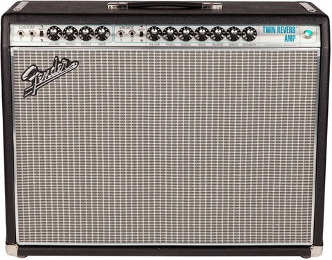 68 Custom Twin Reverb Amp