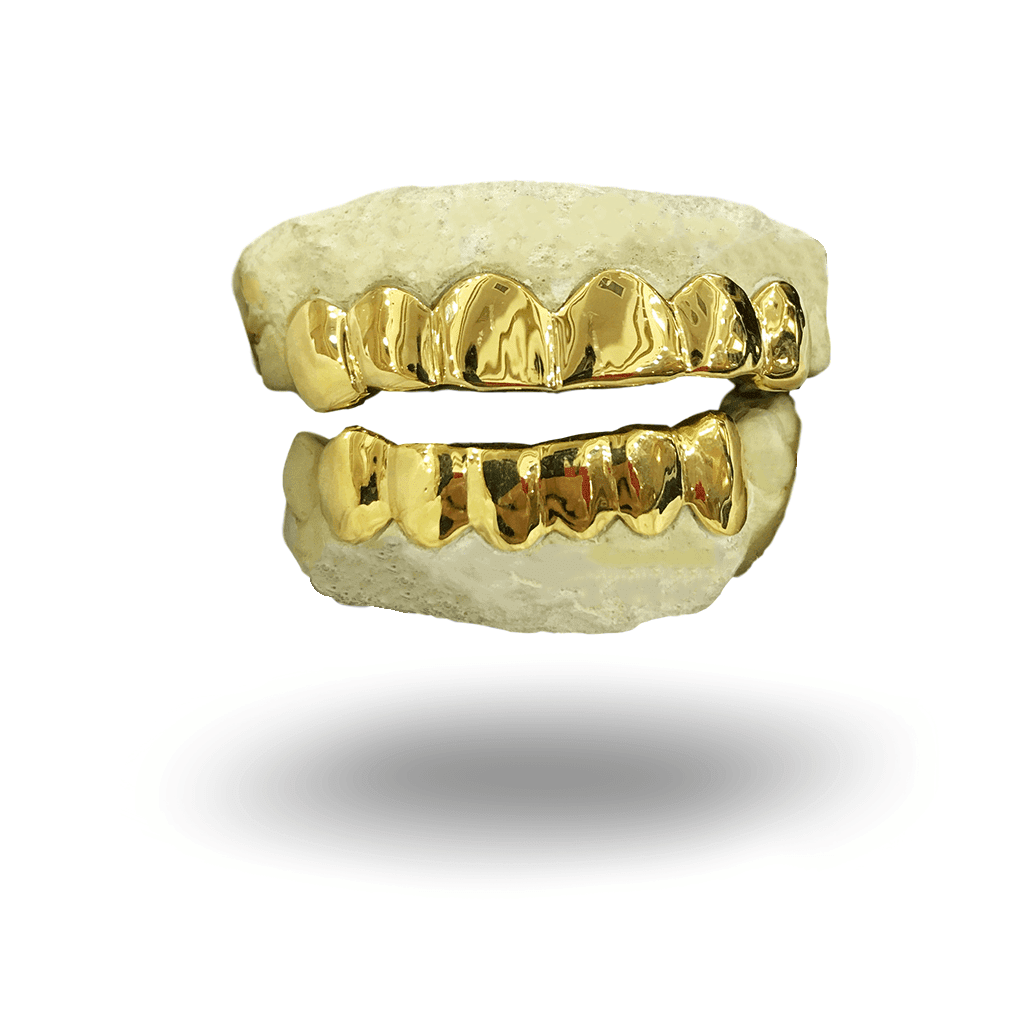 (Custom) Solid Gold Grillz
