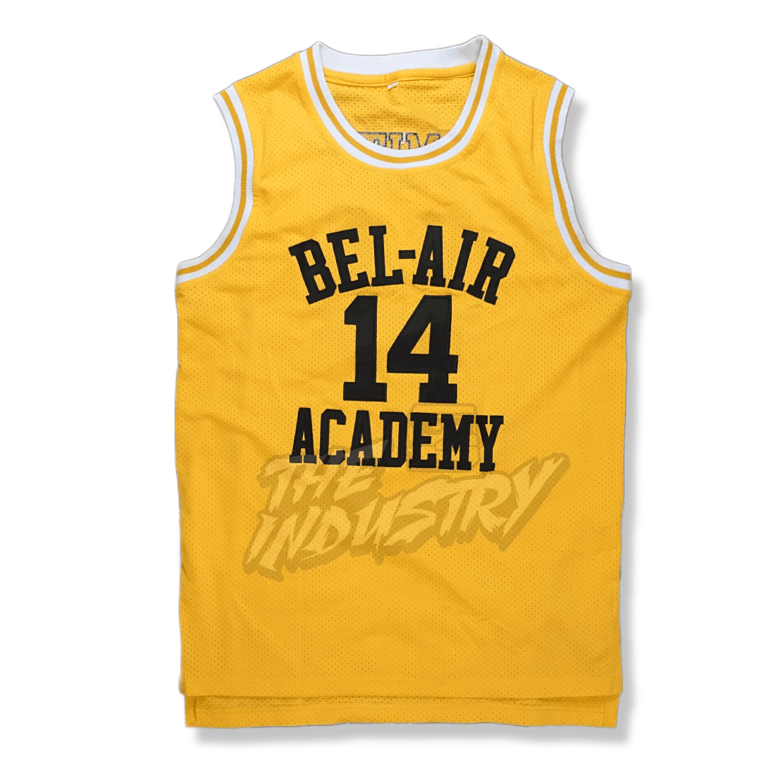 Will Smith - The Fresh Prince of Bel-Air - #14 Bel-Air Academy Basketball Jersey