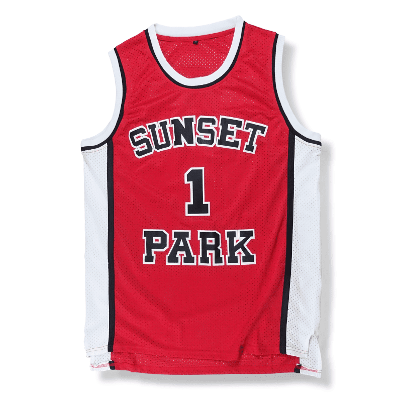 Sunset Park - Fredro Starr/Shorty #1 Basketball Jersey