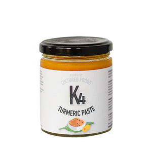 WS K4 Cultured Turmeric Paste - 160g