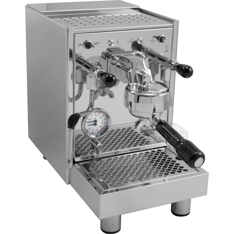 Bezzera BZ10 Commercial Espresso Machine - PM, semi-automatic, tank, V2 - My Espresso Shop