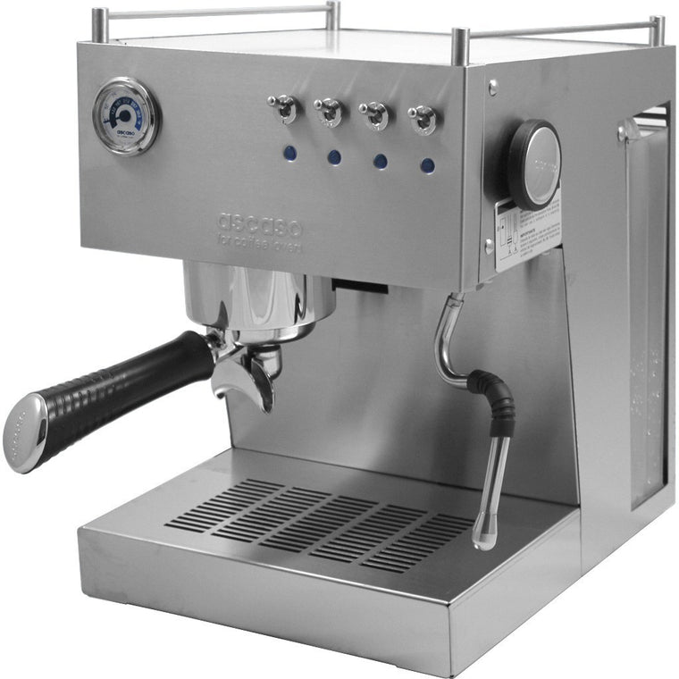Ascaso Steel Uno Professional Version 3 Espresso Machine - My Espresso Shop