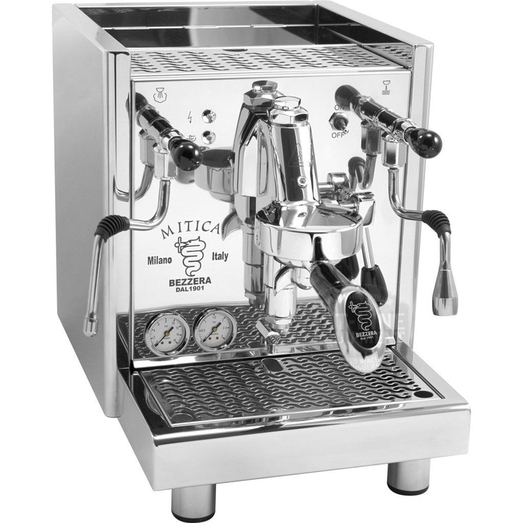 Bezzera Mitica Commercial Espresso Machine - V2 - My Espresso Shop