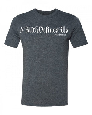 #FaithDefinesUs- Men - FDU - Faith Defines Us
