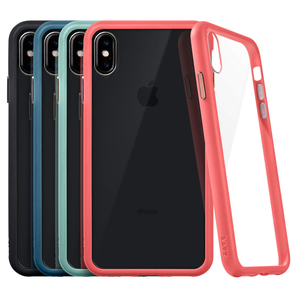 ACCENTS TEMPERED GLASS for iPhone XS Max