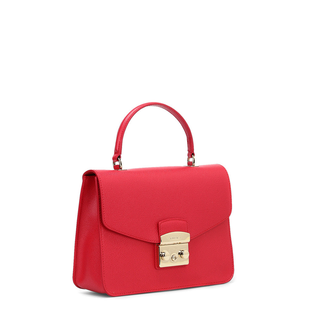 Furla Metropolis Top Handle S Ruby