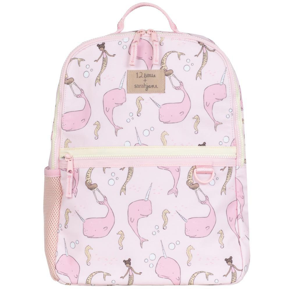 12Little x Sarah Jane Under the Sea Backpack in Pink