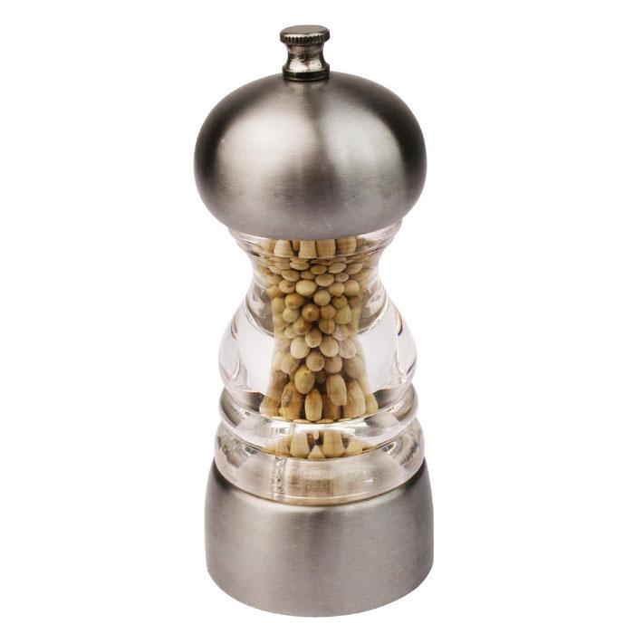 Olympia Stainless Steel Salt and Pepper Mill