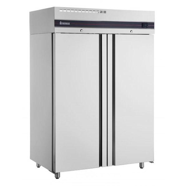 Inomak 1432L Upright Freezer 2 Door UFI2140