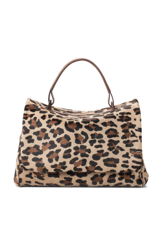 Sella Fur Leopardo
