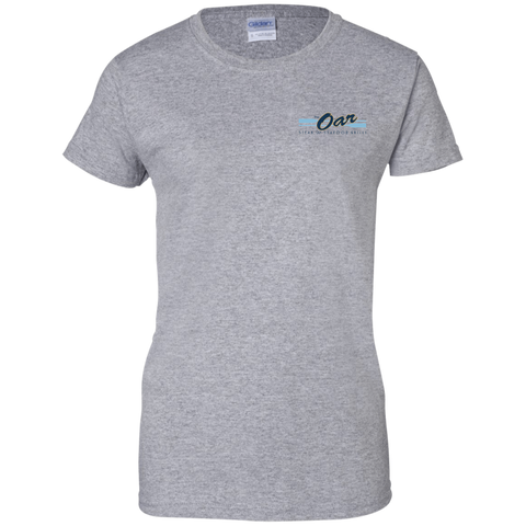 """The Oar""  100% Cotton T-Shirt"