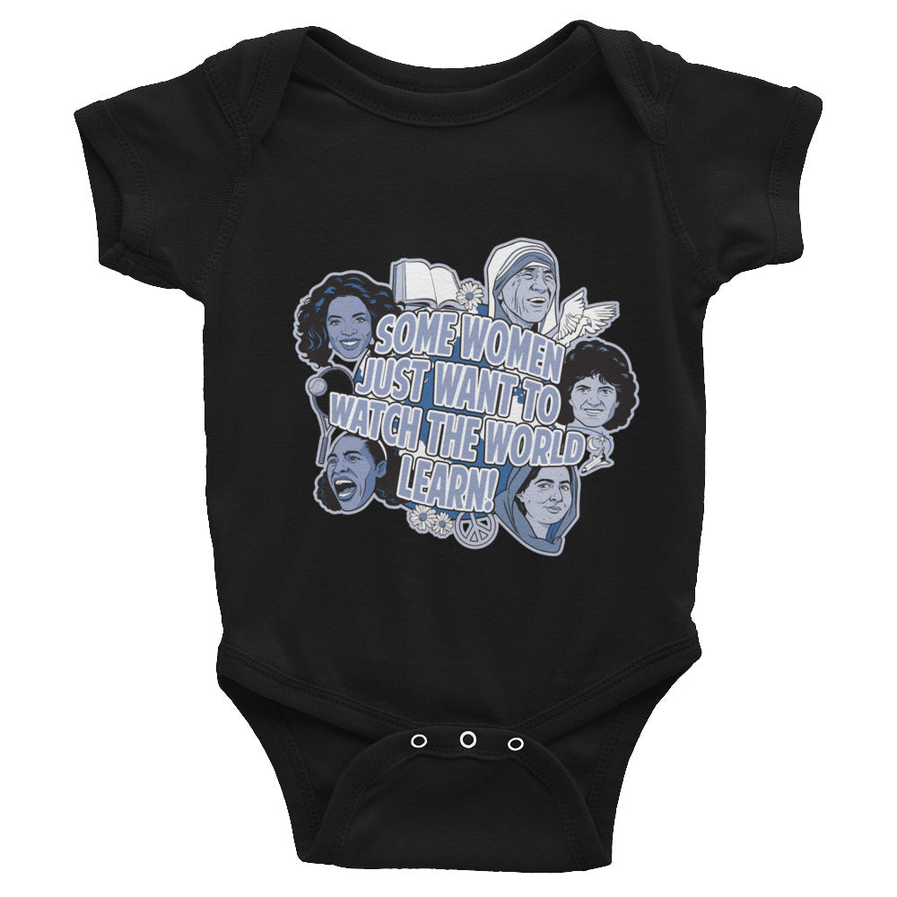 Infant Some Women Bodysuit
