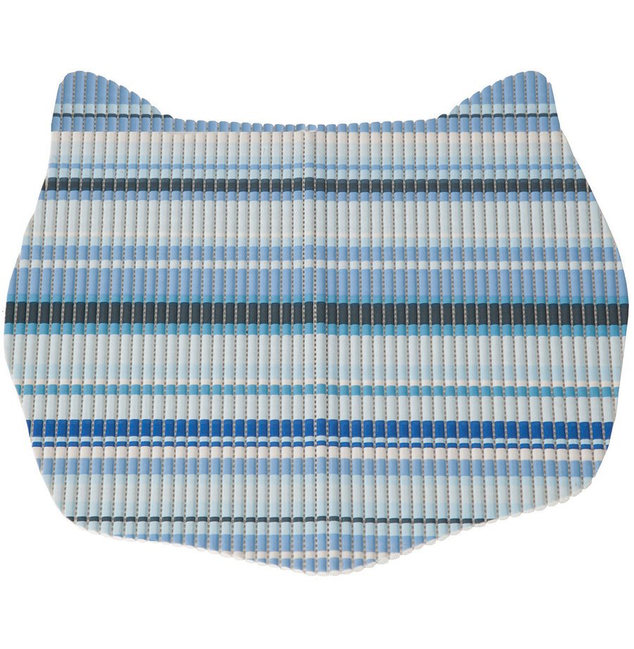Small Space Mat - Caribbean Stripe