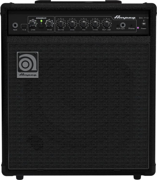 "Ampeg BA-110v2 1x10"" 40-Watt Bass Combo with Scrambler"