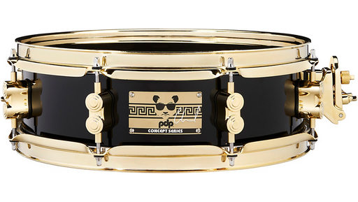 PDP by DW Eric Hernandez Signature Maple Snare Drum 13 x 4 in. Black