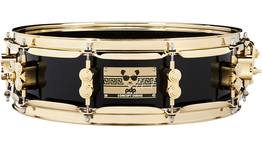 PDP by DW Eric Hernandez Signature Maple Snare Drum 14 x 4 in. Black