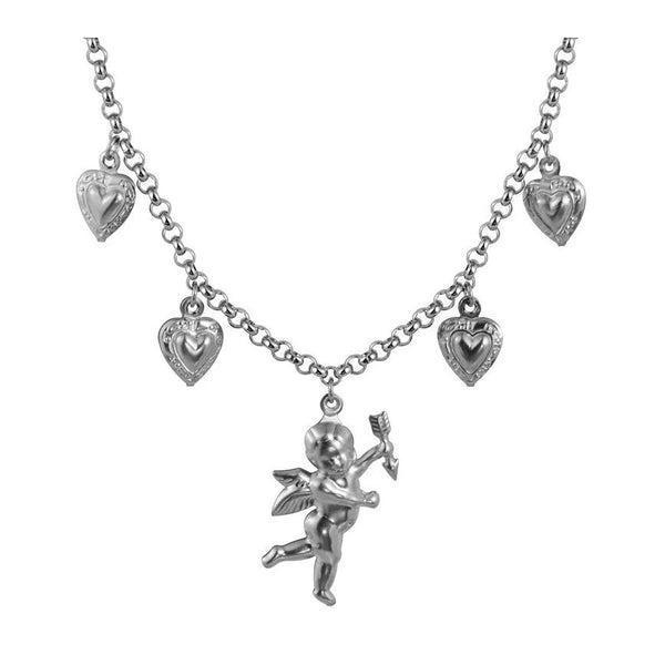 Angel On Earth Necklace