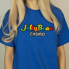 jelly bean blye candy t-shirt