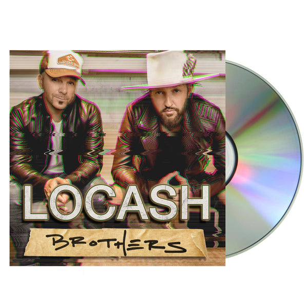 Brothers - SIGNED CD