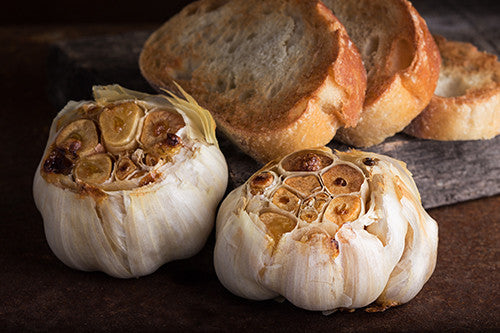 ROASTED GARLIC CABERNET
