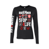 5FDP4 Life Icons Womens Long Sleeve Tee