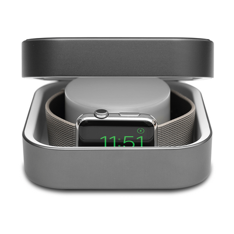 Apple Watch Charger Space Gray