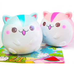 【Deal Of The Week】 HUGE Fat Poli Hamster Ball SHIMMERY Scented Squishy