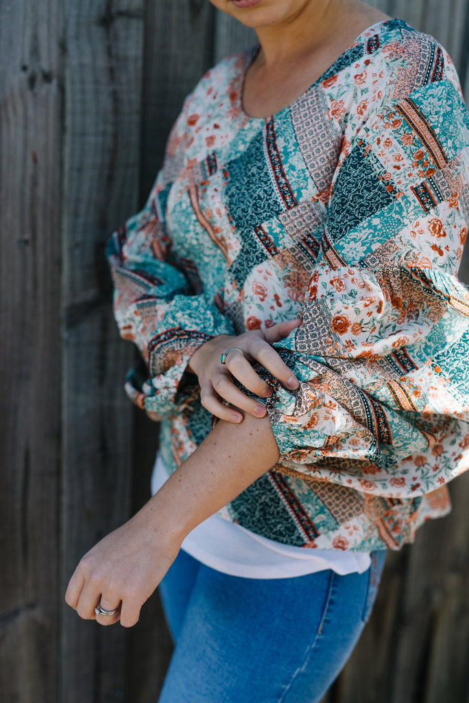 Dream Weaver Top| Tops | Betty Lane Womens Clothing Victoria